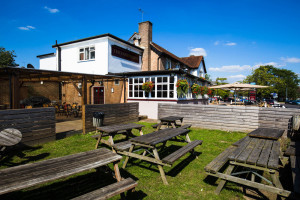 The Downsman Crawley Beer Garden