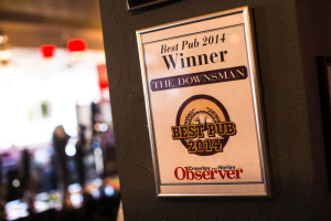 The Downsman Crawley Awards