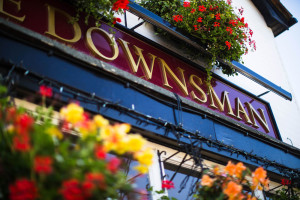 The Downsman Crawley Signage