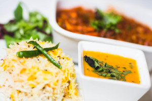 The Downsman Crawley Indian Food