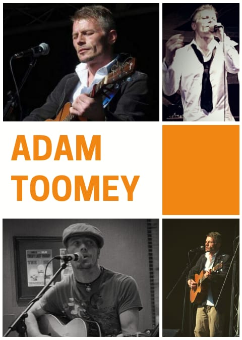 ADAM TOONEY LIVE | SATURDAY 30TH NOVEMBER 2019 | FROM 9PM